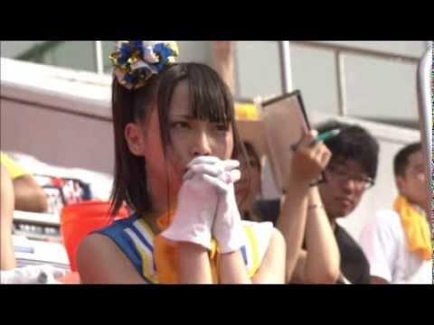 高校野球 2013 夏 チアガール 美少女まとめ (秋田美人 チア)