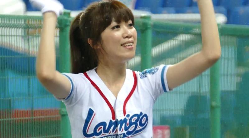 2015年ロッテの応援に使用?台湾プロ野球ラミゴ 林智勝応援歌