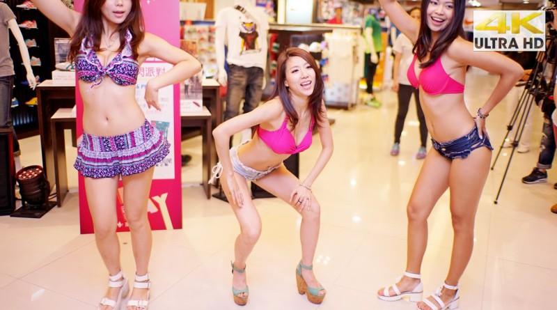 妖嬌 蕾蒂 熱舞 (比基尼2)@2015 漢神 VIP DAY
