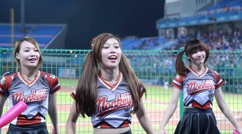 さわやかエロス!台湾野球チアリーダーのラミガールズ