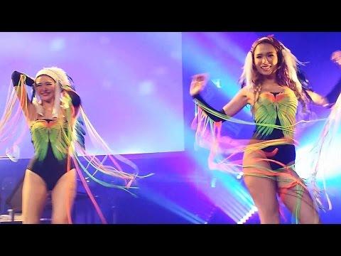 CYBERJAPAN DANCERS(サイバージャパンダンサーズ) Riri(リリ) & Kana(カナ)